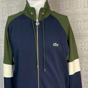 🐊BNWOT Medium Lacoste Windbreaker Light Jacket